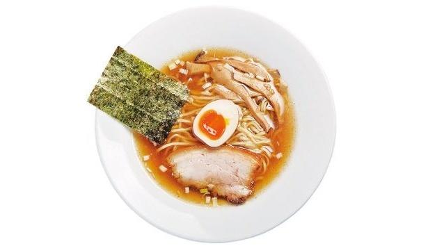 「烈士洵名」の「らーめん 細」(700円)は地元愛を感じる一品