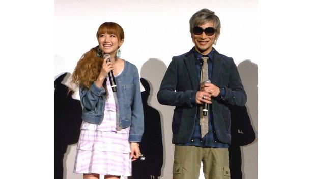 【写真】主題歌を担当するmihimaru GTのほか、発表会に出席したメンバーの写真はこちらから!