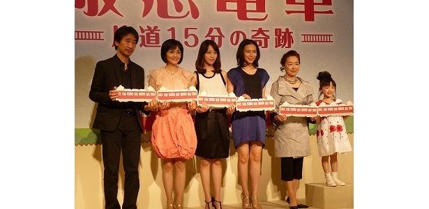 『阪急電車 片道15分の奇跡』は4月23日関西先行公開、4月29日全国公開
