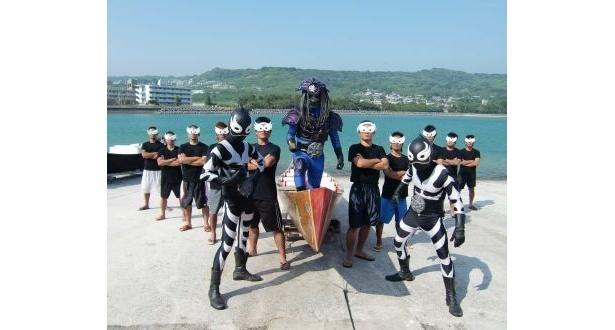 2(ターチ)も沖縄の方言や文化を盛り込んだストーリーで展開される