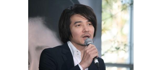 「台本を読んで六郎のことを3カ月考えました」と語る吉岡