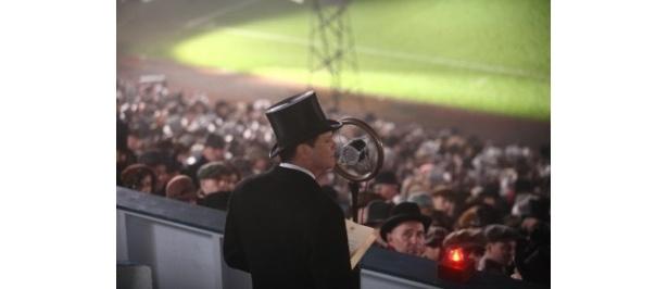 【写真】吃音に悩まされていたジョージ6世は人前でのスピーチを最も苦手としていた