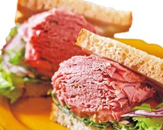 牛肉や豚肉、鴨肉までガッツリ!関西の個性派肉サンド4選