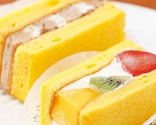 ケーキやパフェのような濃厚な甘さ!大阪・京都のスイーツサンド3選
