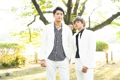 10神ACTORの北田祥一郎(左)、中島裕貴(右)