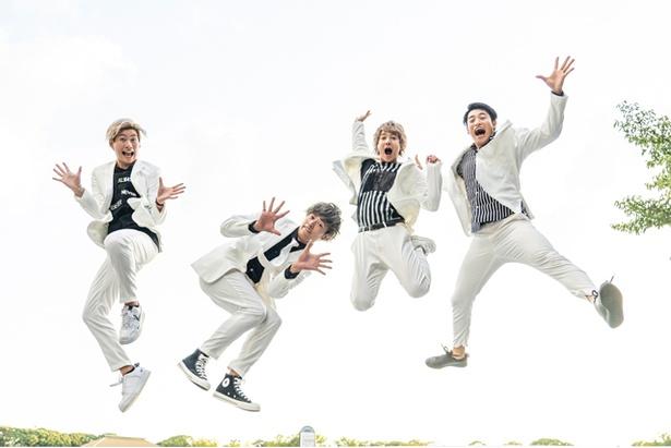 大空へジャンプ!!!!!