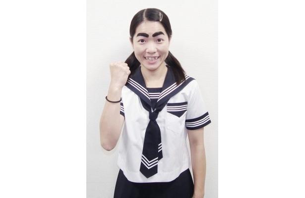 【写真】イモトアヤコは、もし自分が候補生だったら「笑い関係なしで、5、6曲歌って踊ります!」と意気込んだ