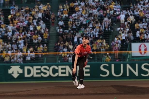 戸田は自身の投球を「30点」と評価する