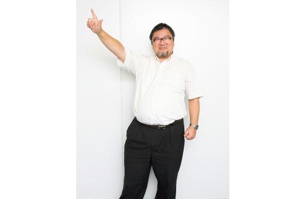 関西ウォーカー編集長・玉置泰紀が品川監督を直撃!
