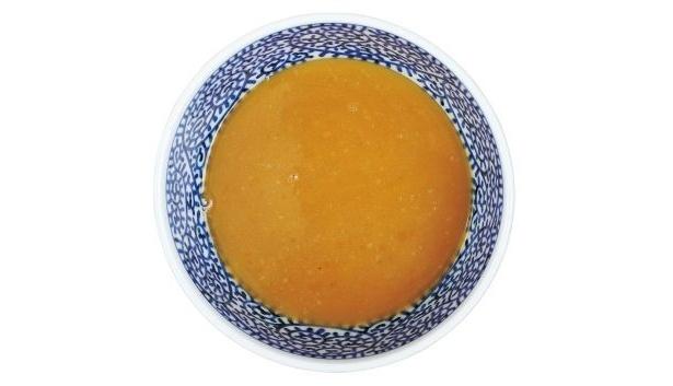 「麺屋 一燈」の濃厚魚介スープ