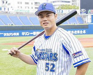 横浜DeNAベイスターズの怪力バットマン、細川成也選手は努力の人だった