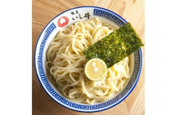 「銀座 いし井」では、名店「二代目つじ田」(東京・御茶ノ水)の味を踏襲する一杯を堪能しよう