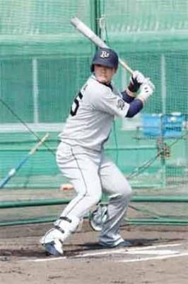 グラウンドでのバッティング練習をはじめ、Tー岡田など選手の練習風景がのぞけるぞ!※写真はイメージ