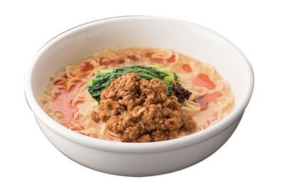 花梨亭 / 「タンタン麺」(885円)。練りゴマと自家製ラー油の風味が絶妙。6段階の辛さが調整できる