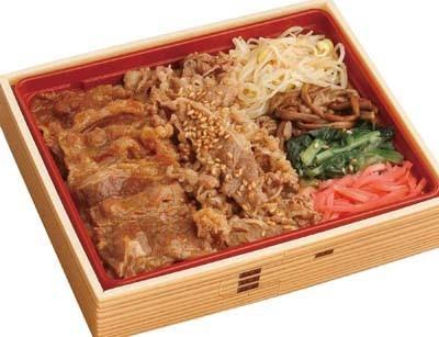 「叙々苑監修 牛焼肉重」(690円)