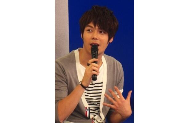 ジヒョクの最近覚えた日本語は「視聴者!(笑)」