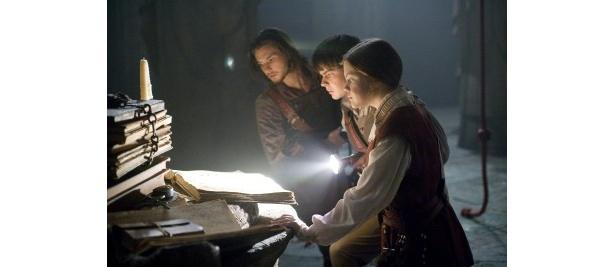 伝説の魔法の剣を探す冒険の旅に出る