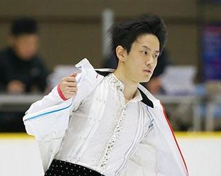 今季は世界フィギュアスケート選手権出場を目指す!完全復活を遂げた山本草太【後編】