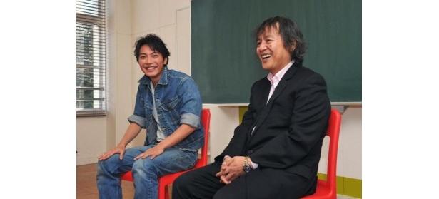 【写真】衣装を着た成宮寛貴を見た須藤晃氏は「笑っちゃいました(笑)」