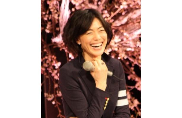 11年ぶりのドラマ出演となった今井美樹は「せりふを覚えるのが大変で」と苦労話を