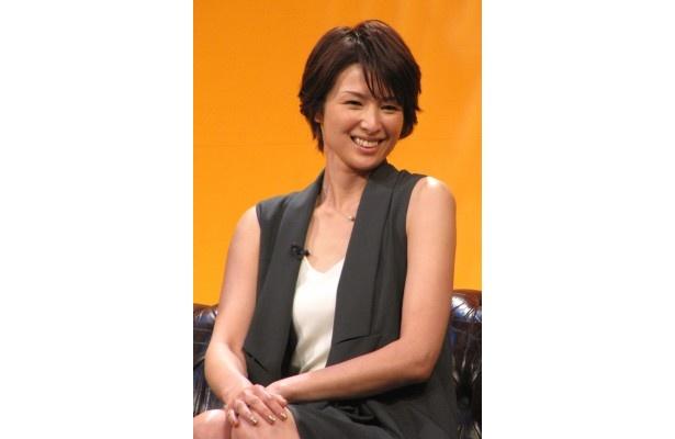 吉瀬美智子は、シャロアを好演!