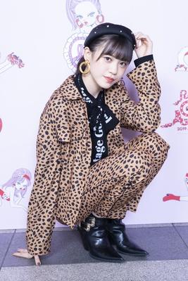 「もう17歳にもなりましたし、大人っぽくロングコートとかをスマートに着こなしてみたいです」阿部菜々実さん(ラストアイドル)
