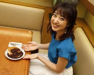 あんこ山盛りホットケーキがインパクト大!「とらや椿山」 【川田裕美の東京あんこ巡り 第8回】