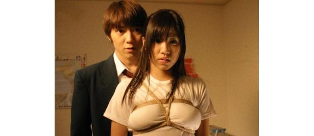 実写版でナナを演じる永瀬麻帆は今年20歳になったグラビアアイドル