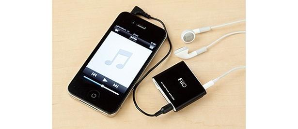音楽を最高の音源で聴きたいこだわり派に「Headphone Amplifier E5」(2980円)