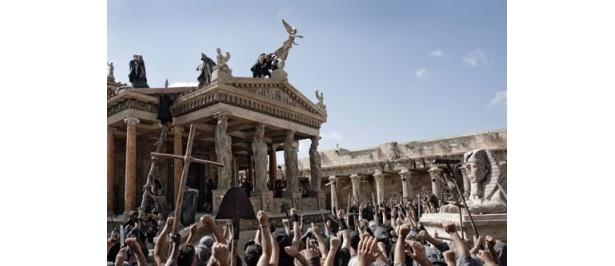 エジプトの大都市・アレクサンドリアを舞台にした歴史スペクタクルが登場!