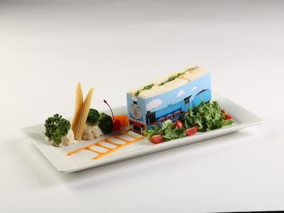 「ゴードンのなんてこったサンドイッチ」(1400円)
