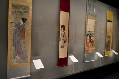 開館記念・福美コレクション展の数々