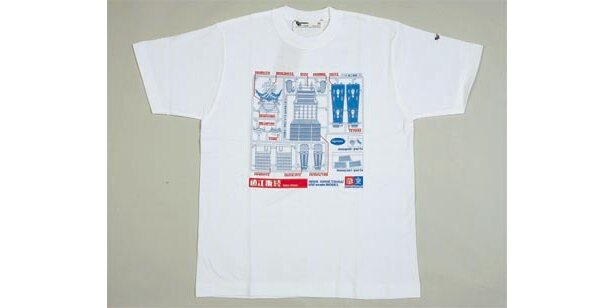 リアルショップ限定の直江兼続のTシャツ