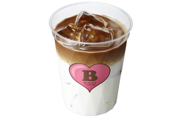 """コーヒーチェーン「カフェ&バー プロント」より、「楽してキレイになりたい!」という女性たちの願いを叶える商品""""キレイをサポートするカフェラテ""""が登場!"""