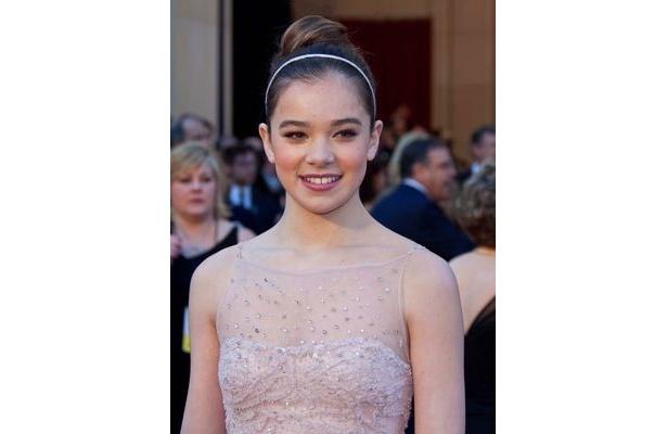 『トゥルー・グリット』で助演女優賞にノミネートされた14歳のヘイリー・スタインフェルド