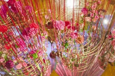 国内外で活躍するデザイナーの花と庭のアート作品が、秋のハウステンボスを彩る ※写真は過去の作品