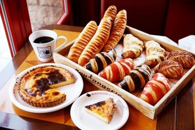 パン好きモデル・山野ゆりさんがプロデュースした5種類のパンが「カフェ ブリオッシュ」に登場
