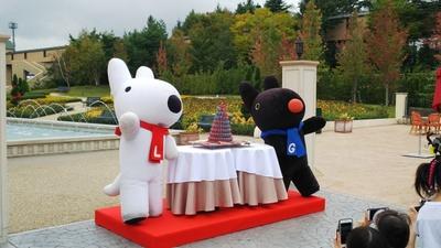 リサとガスパールの記念日「であいの日」をお祝いしよう! ※写真は昨年のイベントの様子