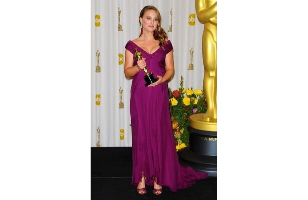 【写真】『ブラック・スワン』で主演女優賞を受賞したナタリー・ポートマンは第2位