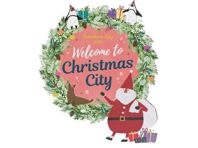 アーティストによるクリスマスライブや、クリスマス抽選会など楽しい企画が盛りだくさん
