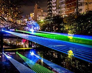 大岡川から魅力を発信!「ライトアップ×食」で地域を盛り上げる「大岡川ひかりの川辺 2019」