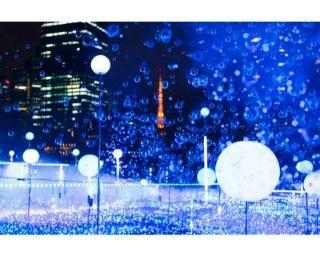 大人気イルミネーションに新演出!東京ミッドタウンのクリスマス
