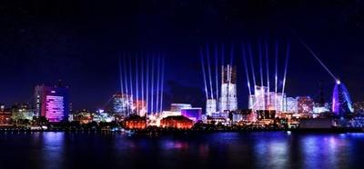 横浜の街を彩る「NIGHT SYNC YOKOHAMA」開催 ※画像はイメージ