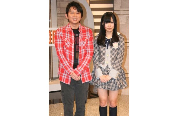 NHK教育の新番組「資格☆はばたく」で4月ゲストとして登場する有吉弘行と指原莉乃