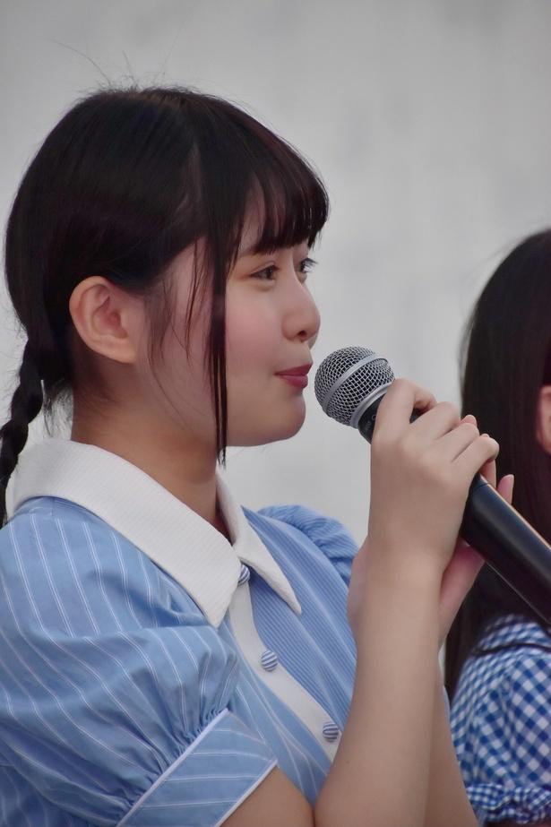 青春高校アイドル部が「ギュウ農フェス」に初出演!