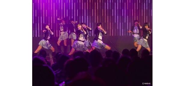 大阪・難波の劇場を拠点に活動中のNMB48