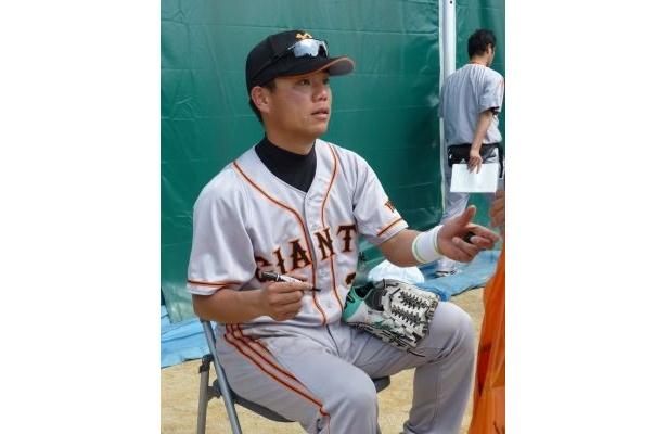 朝井秀樹投手