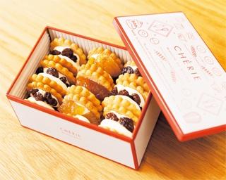 レーズン、みたらし、マシュマロも!大阪・京都のサンド系焼き菓子がおいしい店4選