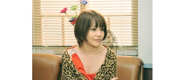 「これまでになかった役」と語る中澤裕子が激しい愛の女・高倉明美を熱演中