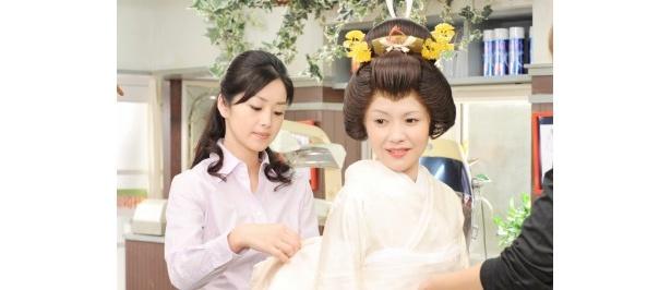 結婚式のシーンは中澤裕子にとって、「明美として、悔しくて悔しくて切なかった」と振り返る